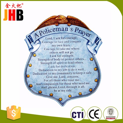 JHB Custom Resin Police Stepping Stone