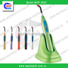 WAP China supply LED curing light