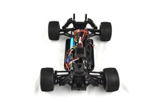 2016 rc car toy: 1/18 scale 4WD brushless electric truck