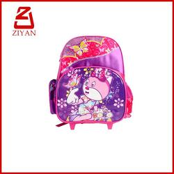 2016 Ziyan new style high quality online wholesale trolley bag