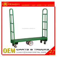 Wholesale china trolley boat dolly / platform truck / u boat