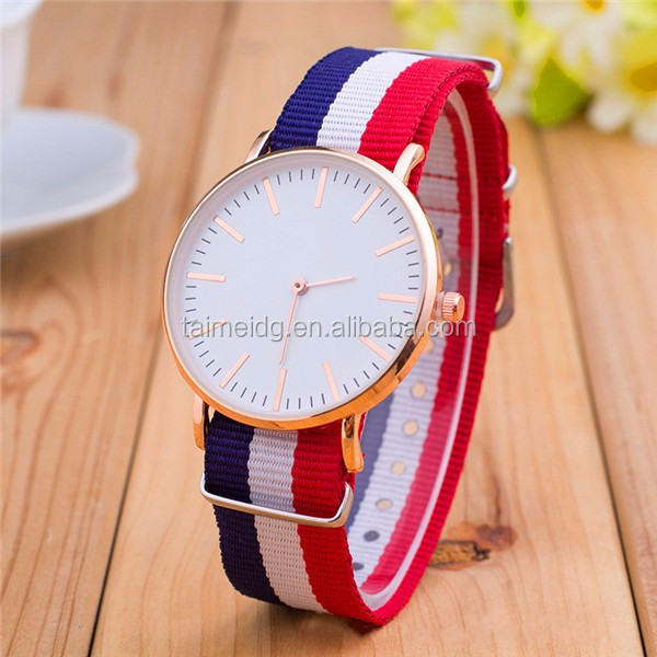 2015 good quality fashion men wrist watch stainless