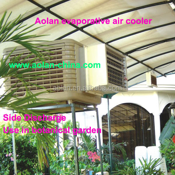roof mounted evaporative air cooler ventilation grilles in Aolan