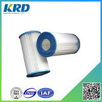 Polyester PP Pleated Filter cartridge for Swimming Pool