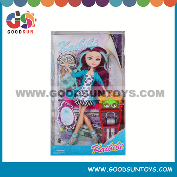 30 cm Beautiful Fashion American Girl Doll