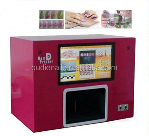 China Factory price hot sell DIY digital electric fingernail Nail Art Printing Machine