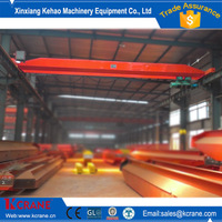 Light Duty Small Workshop Single Girder Bridge Crane 2 Ton