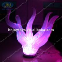 LED Light Inflatable Illuminated Stars