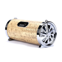 2017 Professional DJ Songs MP3 Free Download Wooden Stereo Speakers usb speakerphone