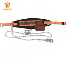 waist <strong>safety</strong> belt with rope grab electric working