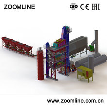 ZAP-S Series Asphalt Mixing Plant Stationary Batching Plant