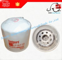 Fleetguard shanghai oil filters LF16118 JX1008A