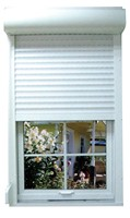 foshan weibo -Inward/outward Aluminum Manual/electric Rolling Blinds/shutter