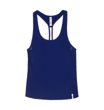 Professional manufacturer hight quality fabric with mess ladies long gym tank top wholesale
