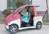EEC approval children pickup 2 seats electric mini car factory production