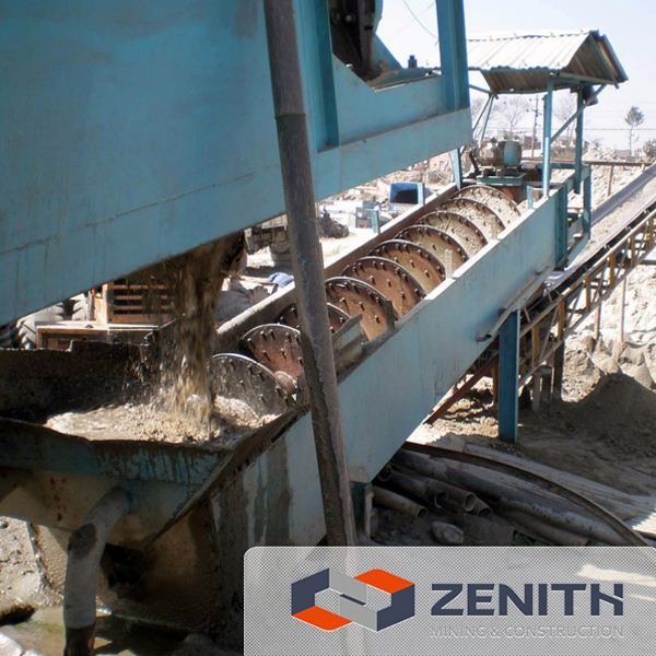 High efficiency sand classifier, sand classifier for sale with SGS