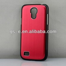 New Brushed Aluminum Case For Samsung Galaxy S4 Mini I9190