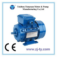 Y2 Series Three Phase Ac Induction Motor 7.5kw 10hp
