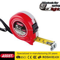 new cheap electric 5m measuring tape round new plastic wholesale tape measure