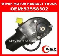 53558302 For RENAULT TRUCK Windshield Wiper Motor