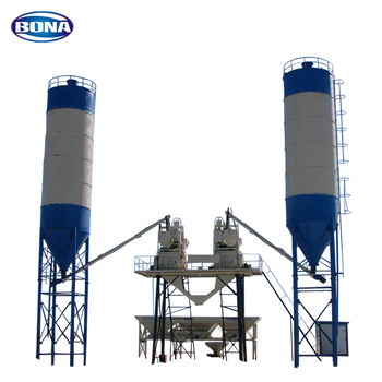 Cost of ready mix concrete plant stand maintenance