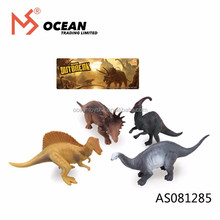 New product Kids animal toy plastic small realistic dinosaur toy