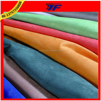 Hot Sale Chairs or Sofas Suede Upholstery Fabrics