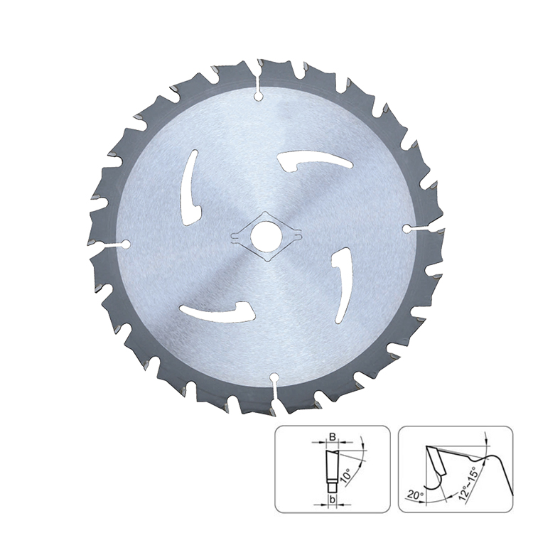 Professional Grade Thin kerf TCT Circular Saw Blade  for General Purpose Wood Cutting