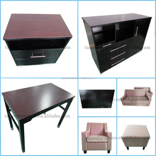 Sleep Inn Custom Made Modern Hotel Furniture Bedroom Set Luxury Royal Custom Made Desk