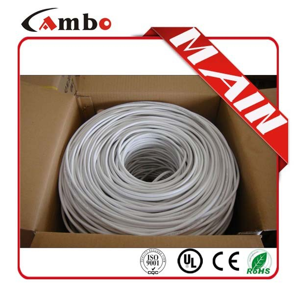 1000ft 4 pair 24awg solid bc/cca/ccag ethernet cable in wall