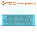 Xiaomi Squarebox Bluetooth Speaker with Mic Support TF Card Wireless Speaker