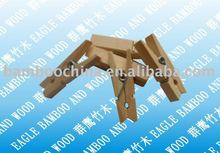 Wooden foods/clothes Pin/Pegs/clip