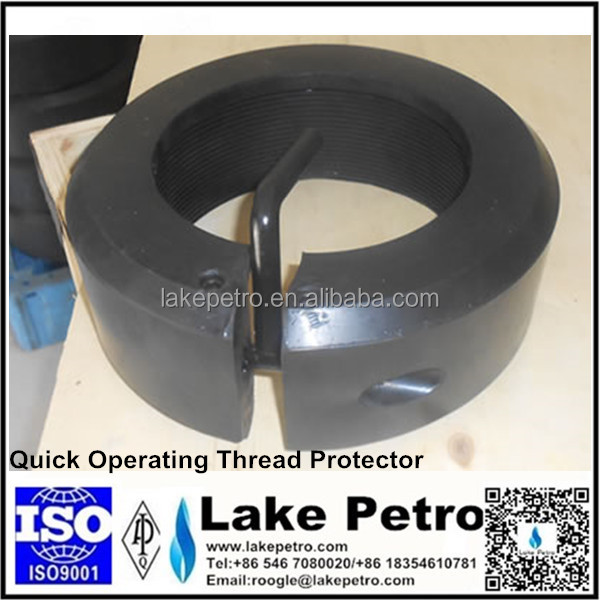 API Quick-operating Thread Protector for OCTG accessories