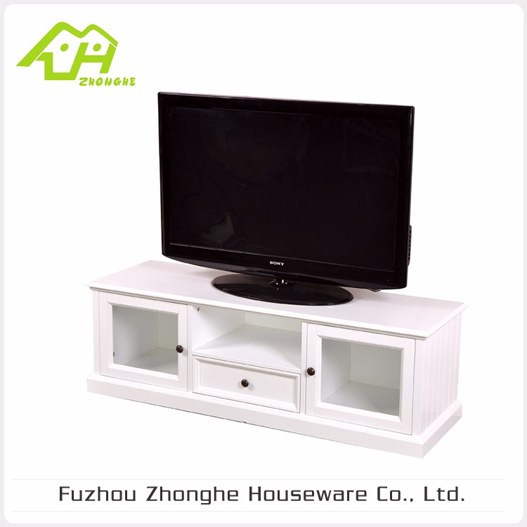 Best Selling Durable Using MDF Teak Wood Tv Stand
