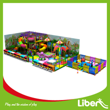 Liben Group Commercial Used Market Large Kids Soft Indoor Play Equipment