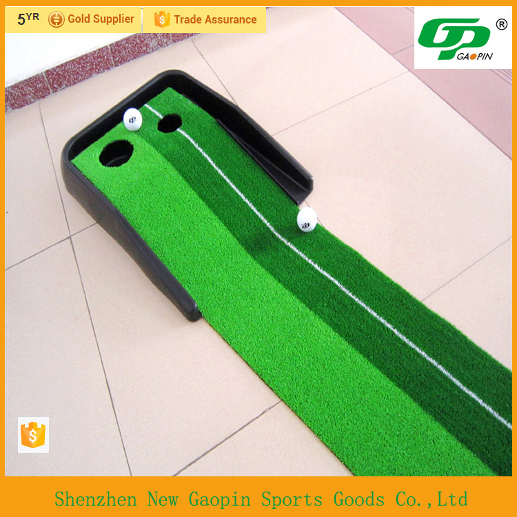 New design, high quality, orbiter golf practice mat