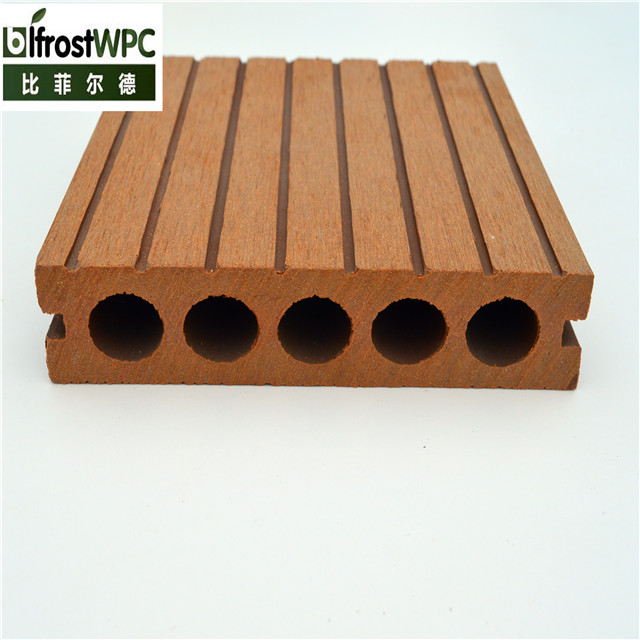 Rainbow Durable high density WPC , WPC decking passed CE,SGS ,WPC flooring
