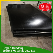 Top Quality Industrial Black SBR Rubber Sheet