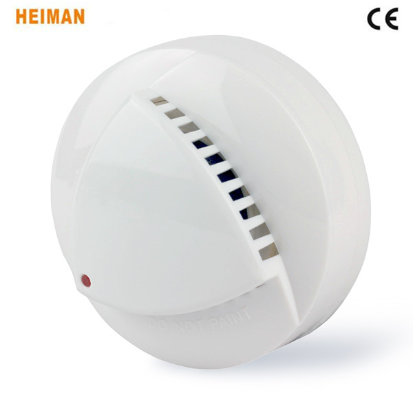 system sensor dual infrared smoke and heat detector price