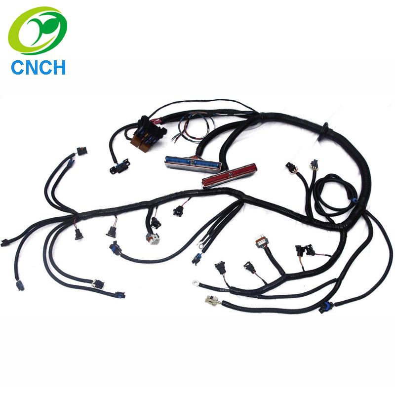 Awe Inspiring Standalone Wiring Harness For Gm Ls1 Vortec Engine Dbc T56 Wiring Database Pengheclesi4X4Andersnl