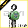3 ton capacity hand lift vital chain block with CE certificate