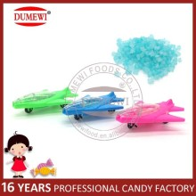 China Cheap Toy Candy Plane Shape Candy