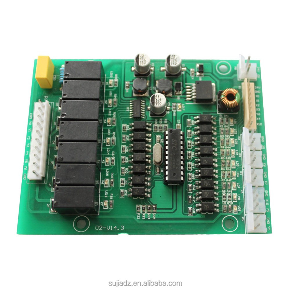 Professional manufacturer usb sd audio player circuit board