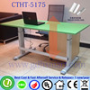office computer table design office steel table leg height adjustable office table