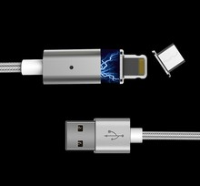 Magnet charging Cable Magnetic USB Adapter Type c 3.1 usb data cable