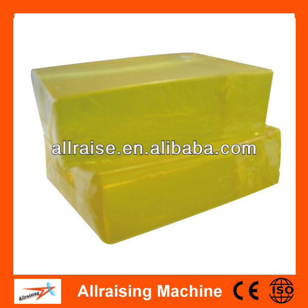 Light Yellow Hot Melt Square Adhesive Glue for Sticking Road Stud