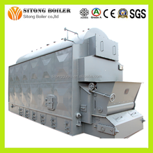 Steam Capacity 5tph 10tph 15tph Steam Coal or Peanut Shell Steam Boiler