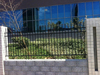 Guangzhou Topbright customized galvanized fence panels/aluminum fence