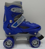 Lenwave brand wholesale adjustable quad roller skates