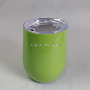 Promotional stainless steel vacuum cup travel mug